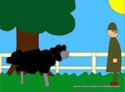Image from Baa Baa Black Sheep animation