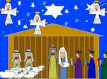 Image from Silent Night animation
